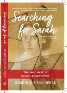 Searching for Sarah, book cover